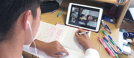 オンライン学習室